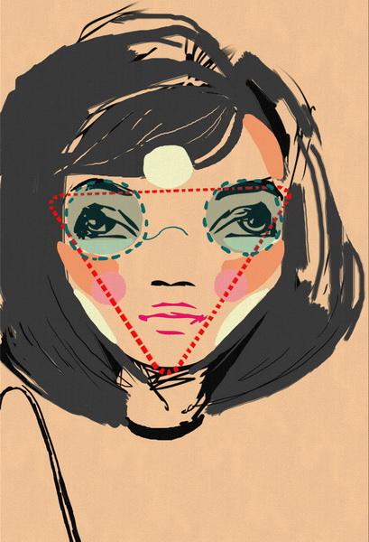 коррекция треугольного лица_новый размер